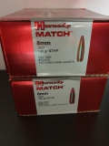 Hornady 8mm .323 196 gr BTHP Match 500Stk