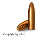 H&N .264 HS RN (High Speed / Round Nose) 140gr 500Stk